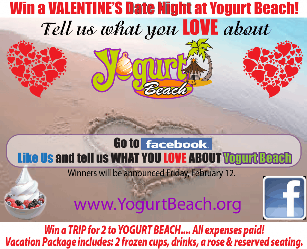 win a valentine's date